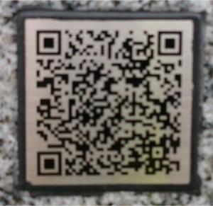 画像をクリックすると、小泉地区の津波についての記録サイトにアクセスできます。